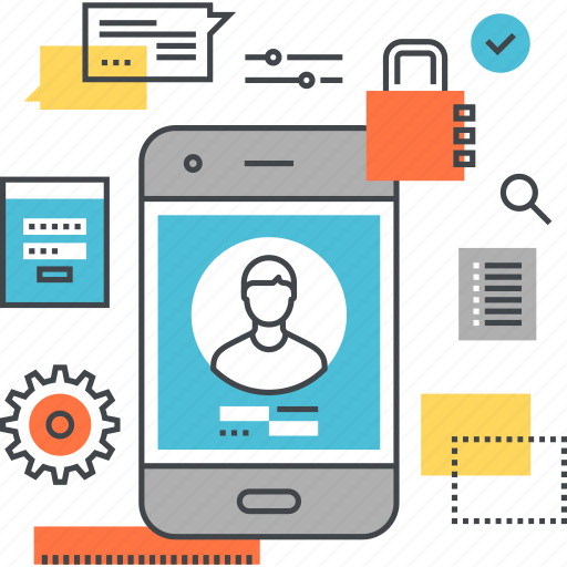 app, application, design, development, tablet, ui, ux icon