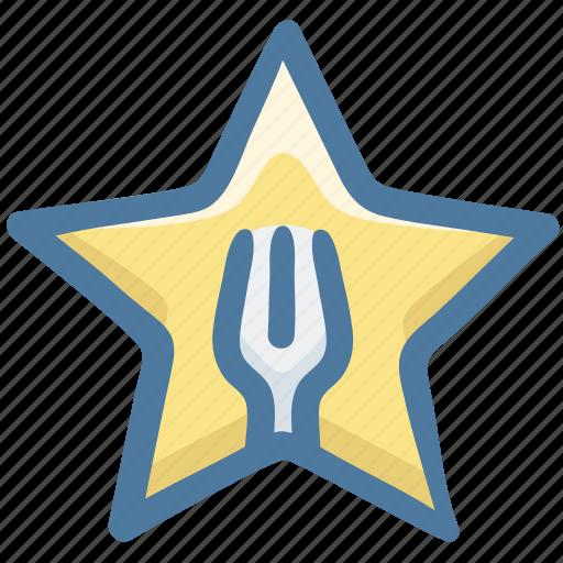 Food, hotel, rating, rating food, restaurant, star icon - Download on Iconfinder