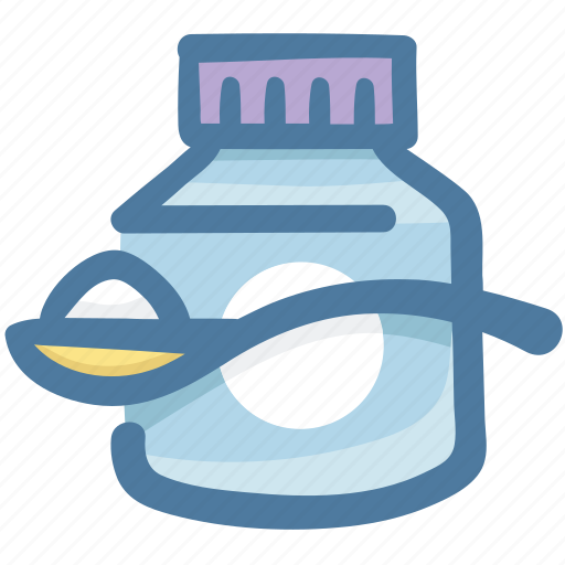 cooking, food, kitchen, seasoning, sugar icon