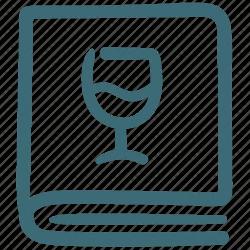 Alcohol, cocktail, drink, drink menu, food, menu icon - Download on Iconfinder