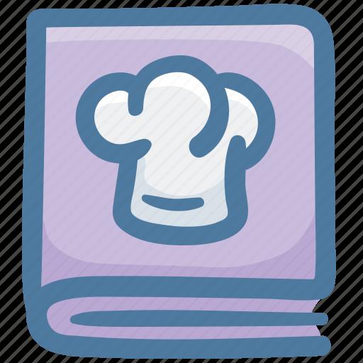 cooking, cuisine, food, menu, menu book, recipe book icon