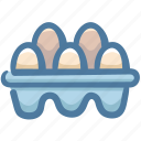 egg, eggs, food, healthy, kitchen icon