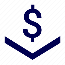 deal, ecommerce, lower, money, payment, price, sale icon