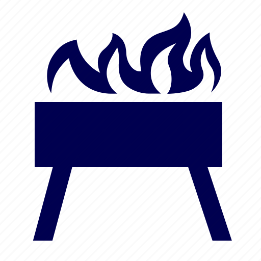 barbecue, cooking, food, grill, place icon