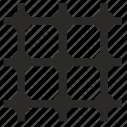 edit, grid, photo, picture, transform icon