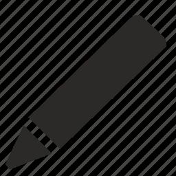 edit, edition, pen, pencil, ui icon