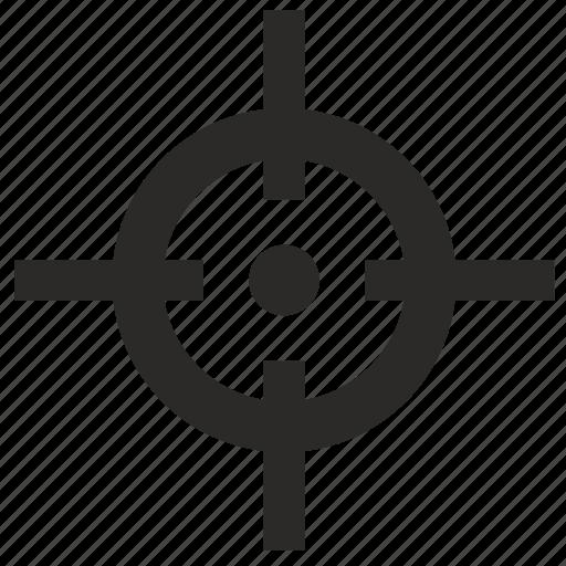 cursor, hunter, pointer, shooter, target icon