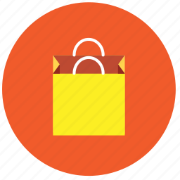 bucket, buy, cart, online, paperbag, purchase, shipping, shop icon