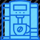 appliance, coffee, electric, machine, maker