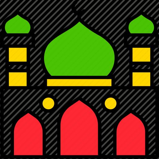 Islam, mosque, ramadan, religion, muslim, prayer icon - Download on Iconfinder