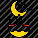 fire, flame, lamp, oil, ramadan, light, candle
