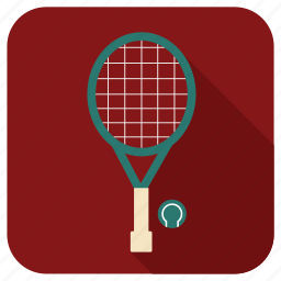 activity, healthy, hobby, play, sport, tennis, workout icon