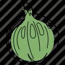 garlic, vegetable, garlic clove, food, ingredient, cooking