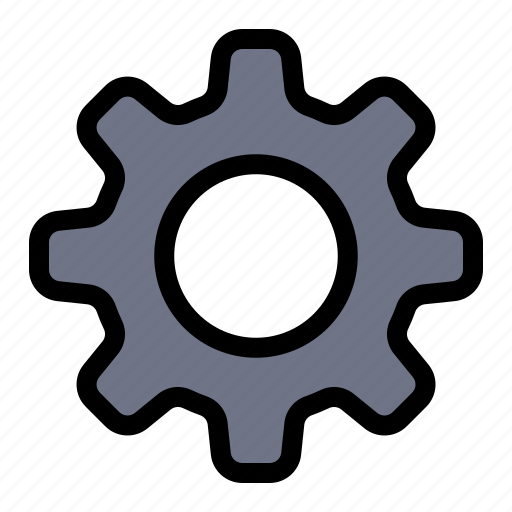Cog, gear, setting icon - Download on Iconfinder