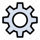 gear, romzicon, setting icon