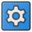 gear, mechanic, set, settings, setup icon