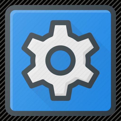 gear, mechanic, set, settings, setup icon