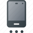 mobile, set, settings, setup, smartphone icon