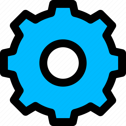 cog, gear, options, preferences, settings icon