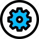 cogwheel, configuration, preferences, settings icon