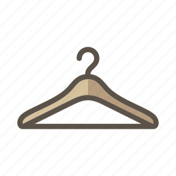 clothes, clothing, fashion, hanger, shop, shopping, wardrobe icon