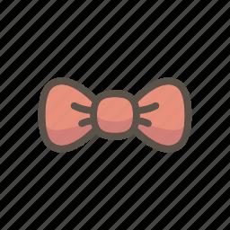bow tie, clothes, clothing, fashion, gentleman, tie, tuxedo icon
