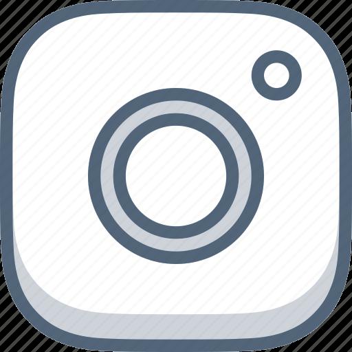 cam, camera, insta, photography, record icon