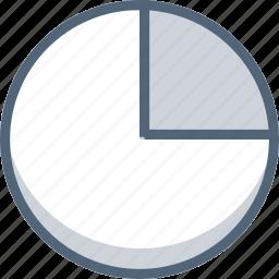 chart, finance, pie, statistics icon