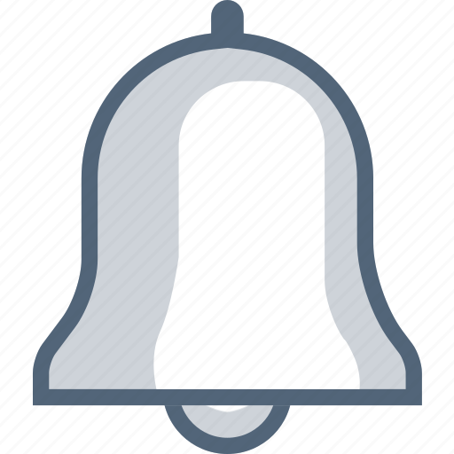 Bell, alarm, alert, clock, notification, ring icon - Download on Iconfinder
