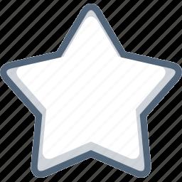 fav, favorite, favorites, star icon