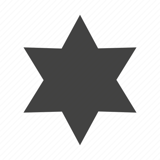 compass, geometry, polygon, shape, sketch, star icon