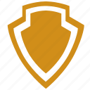 safety, shield, war, warrior icon