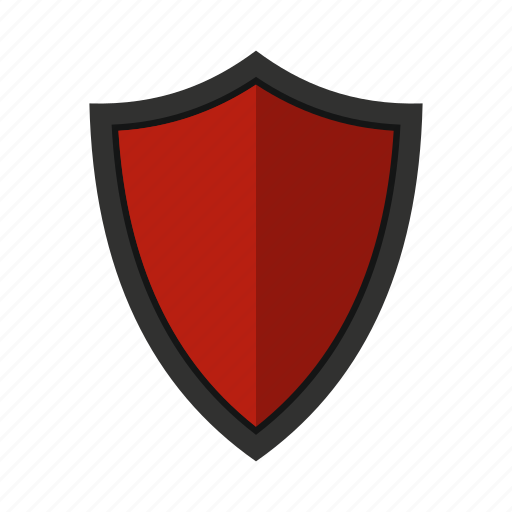 brave, danger, defense, hilt, iron, shield, war icon