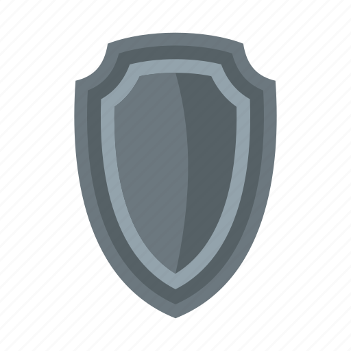 army, brave, danger, defense, hilt, iron, shield icon
