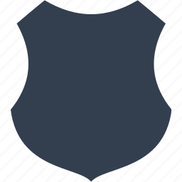 bold, protection, safe, safety, secure, security, shape, shield, template icon