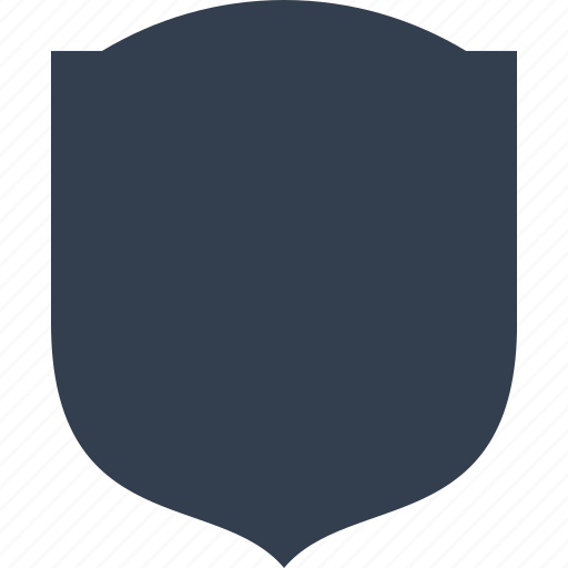 Secure, bold, safe, shape, protection, safety, template, security, shield icon