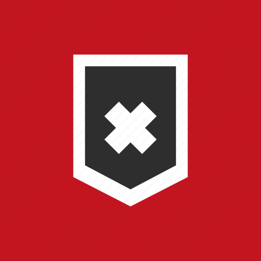 crossword, guard, protection, shield icon