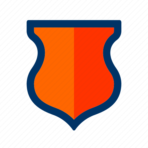 badge, guard, protection, security, shield icon