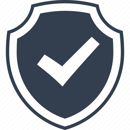 Check, good, insurance, mark, protection, safe, safety icon - Download on Iconfinder