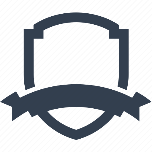 Empty, insurance, protection, ribbon, safe, safety, secure icon - Download on Iconfinder