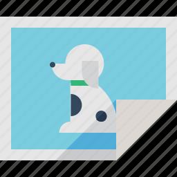 collars, dog, wallpaper icon