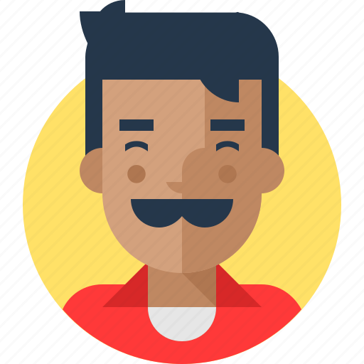 avatar, moustache, mustache, steve, uncle icon