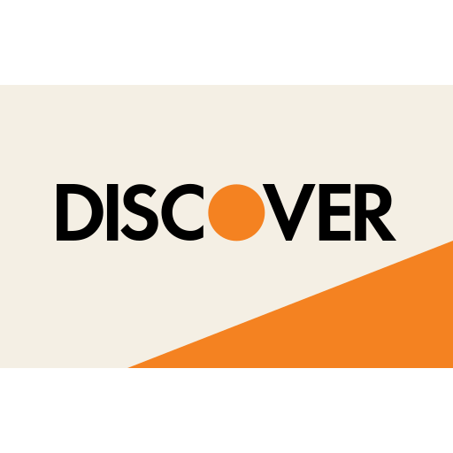 card, discover icon