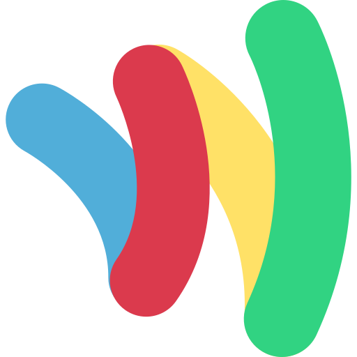 google, w, wallet icon