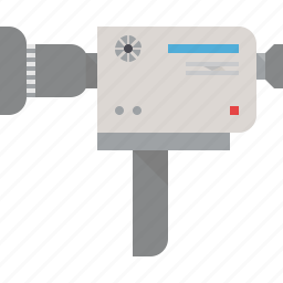 pro, videocam icon