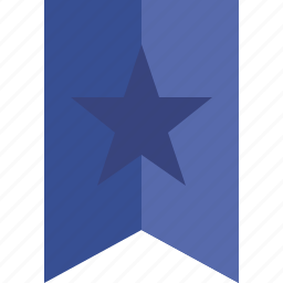 bookmarks, star icon