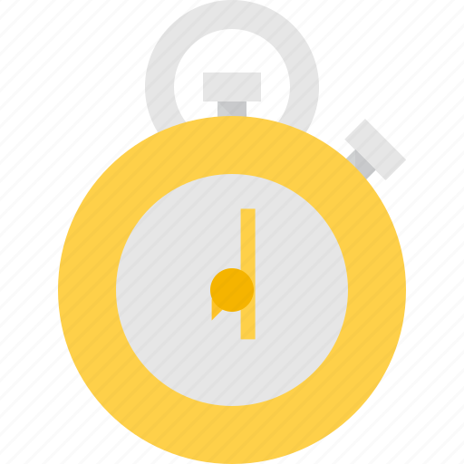 stopwatch, time icon