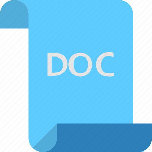 Doc, file icon - Download on Iconfinder on Iconfinder