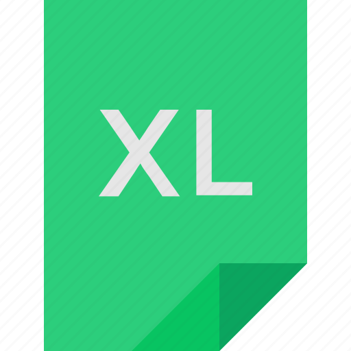 excel, file icon