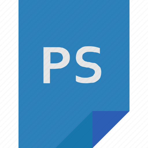 file, photoshop icon